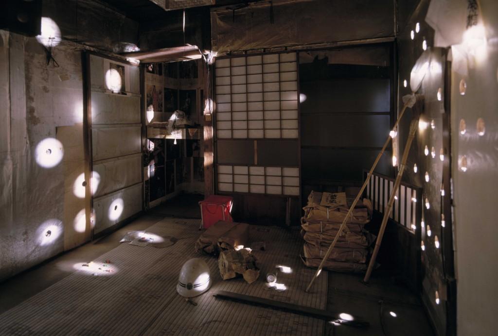 Marja Kanervo2000 Kyojima Tokio kuva: